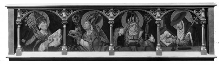 Die vier Kirchenväter