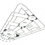 Bodemuseum Grundriss