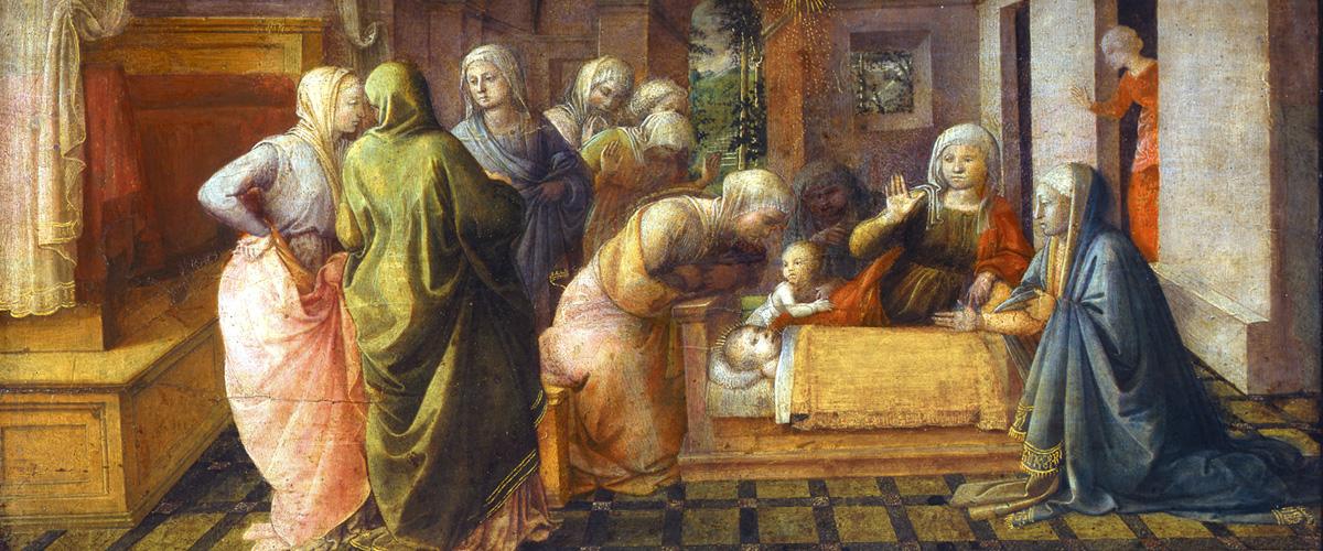 KFMV: Fra Filippo Lippi - Das Bienenwunder des Heiligen Ambrosius