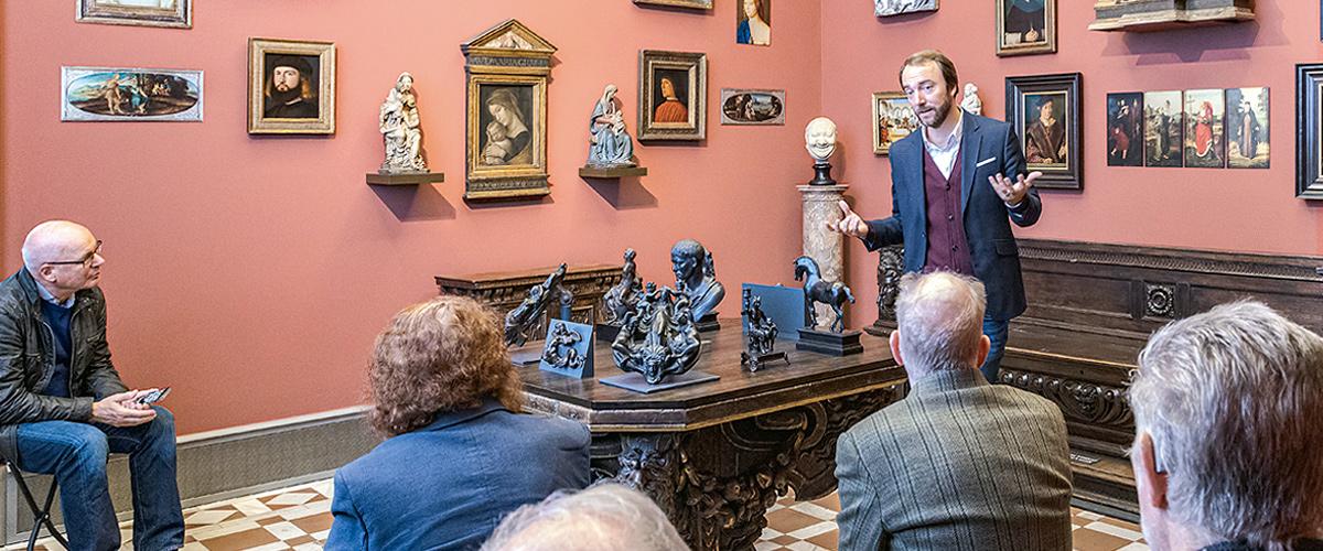 KFMV - James-Simon-Kabinett, Bode Museum