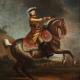 KFMV Gottfried Hempel Reiterbildnis August Wilhelm 1755