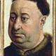 KFMV Robert Campin Bildnis-eines feisten Mannes 1430