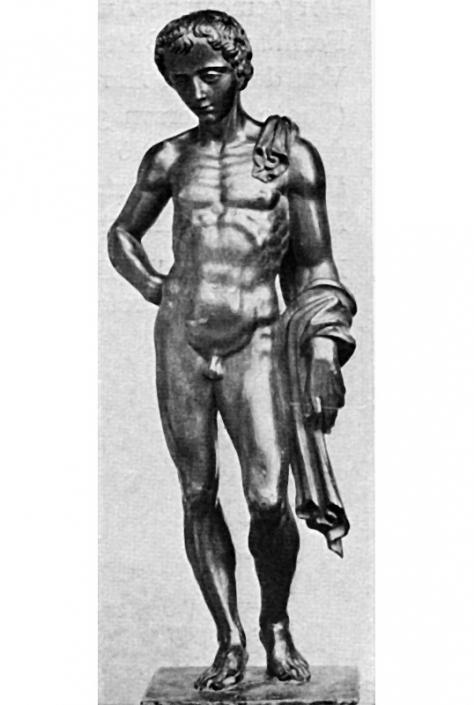 Hermes des Belvedere