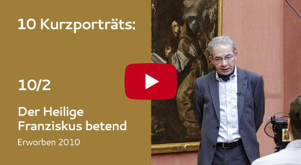 KFMV Video-Kurzportraits: 02 del Castillo - Franziskus