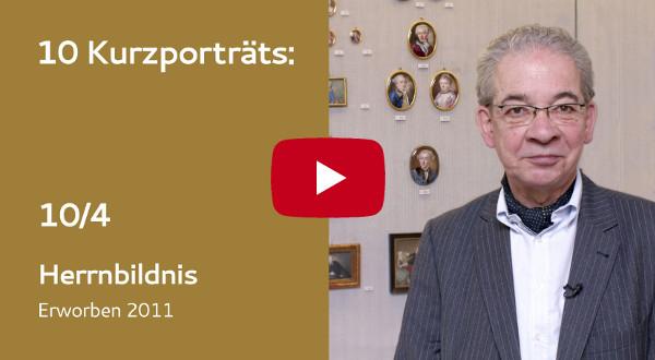 KFMV Video-Kurzportraits: 04 Thienpondt - Herrnbildnis