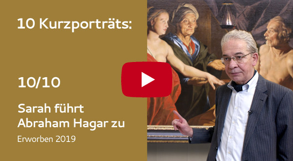 KFMV Video-Kurzportraits: 10 Stom - Sarah führt Abraham Hagar zu
