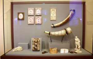 KFMV: Wie eine Skulptur entsteht - Elfenbein