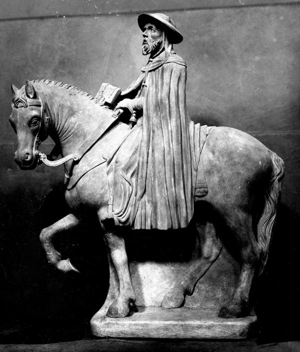 Reiterbildnis eines Kardinals
