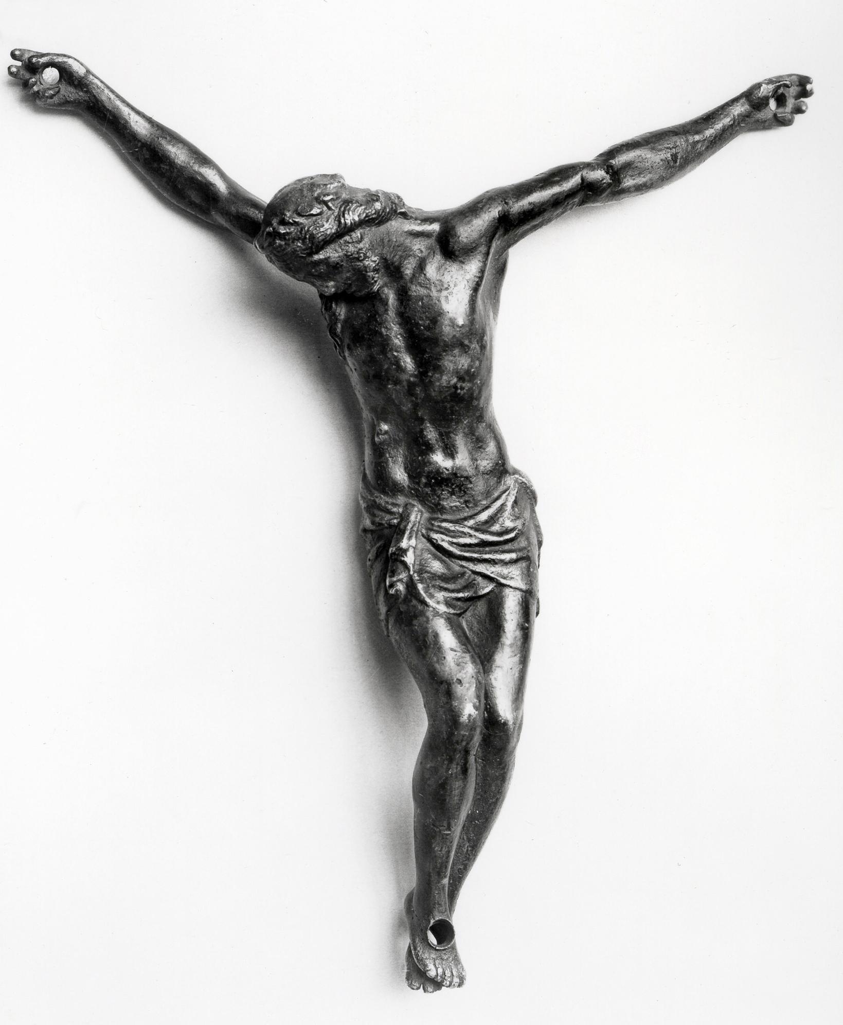 Bronzekruzifix2