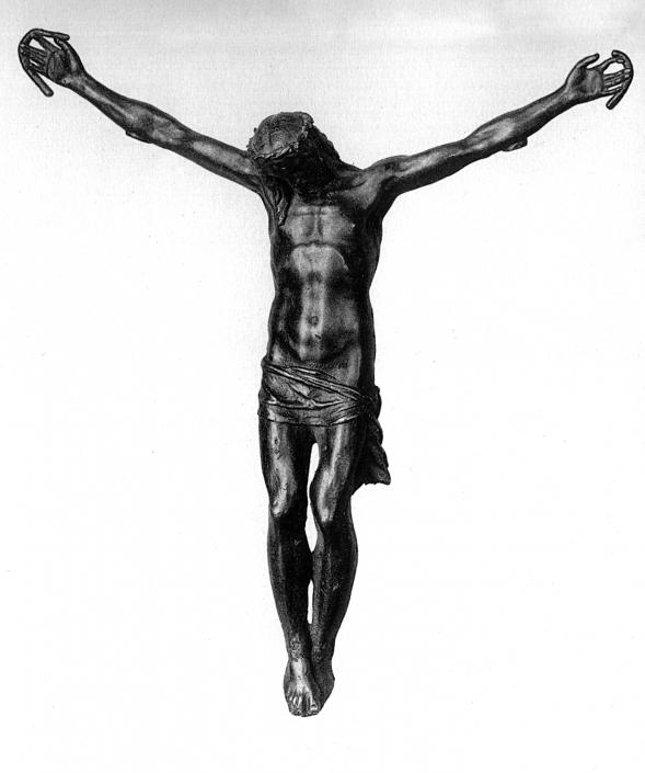 Bronzekruzifix1