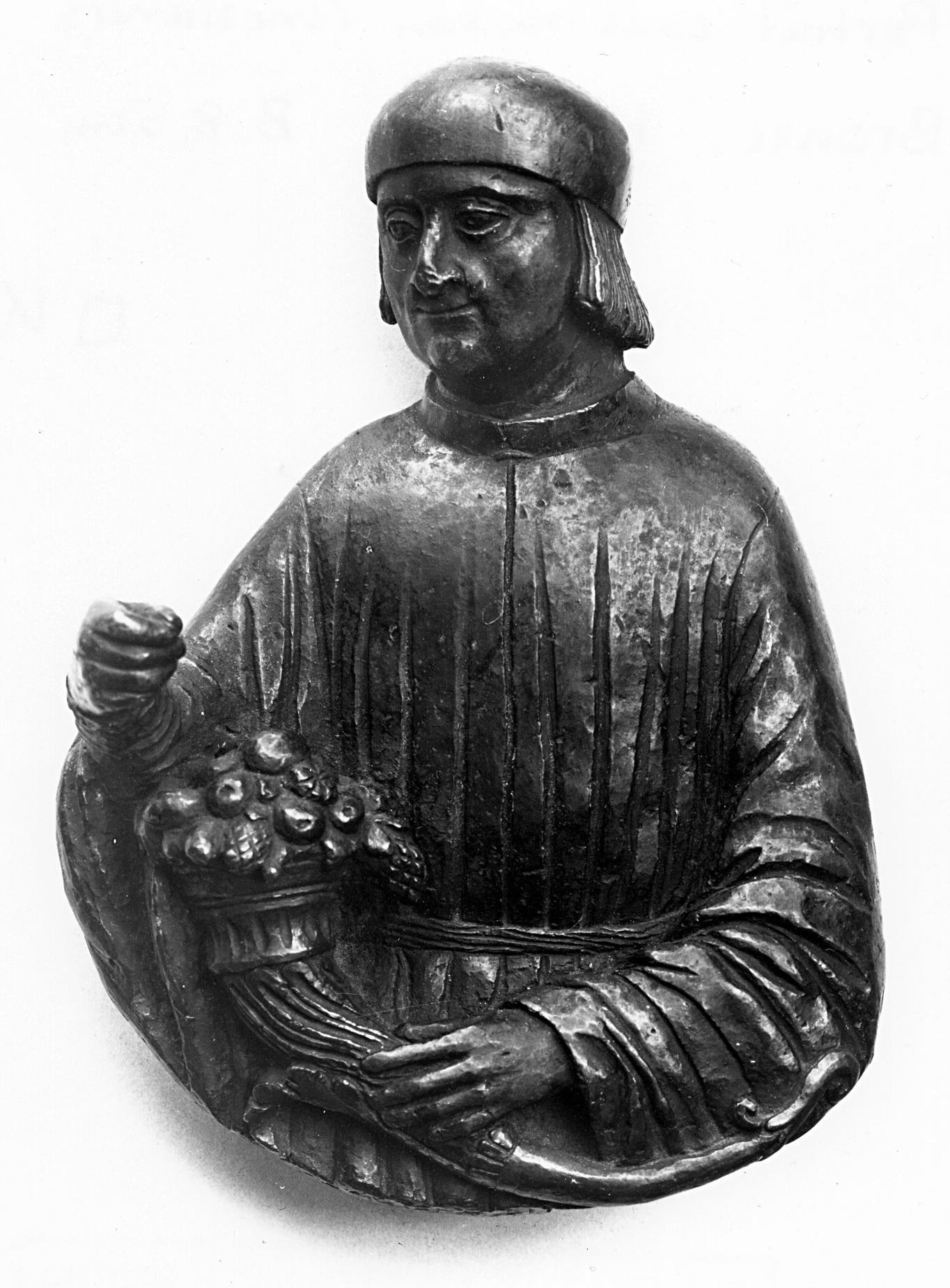 Bildnis des Gian Giacomo Trivulzio
