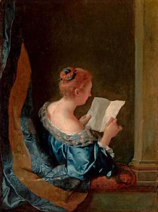 Die Lesende