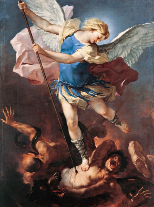 Der Heilige Michael