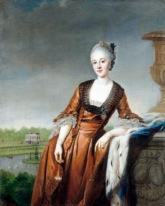 Gräfin zu Schaumburg-Lippe