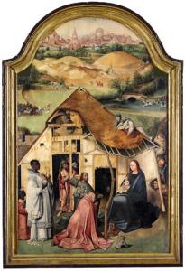 Bosch Anbetung der Könige