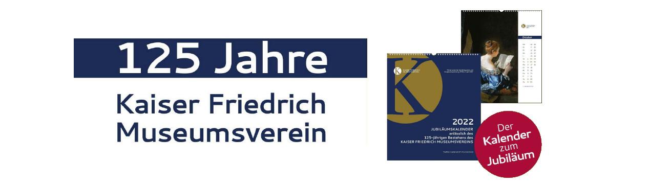 KFMV Jubiläumskalender 2022