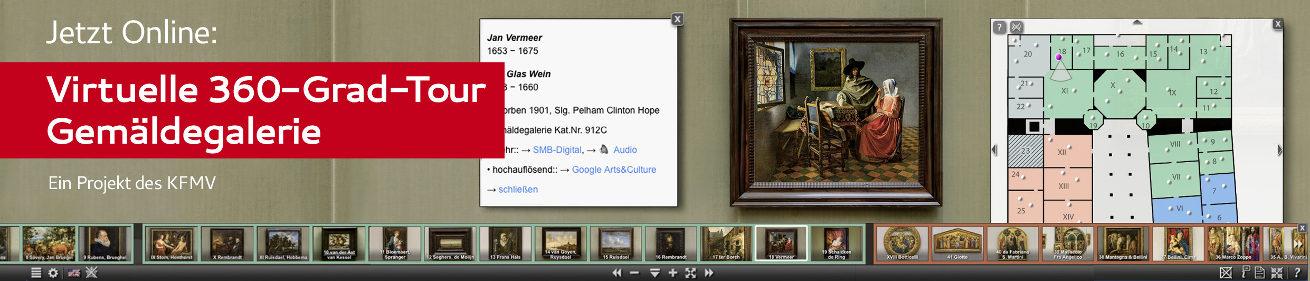 KFMV - Gemäldegalerie Berlin - 360Grad-Panorama