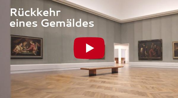 KFMV-Video: Rückkehr eines Gemäldes - Matteus Stom