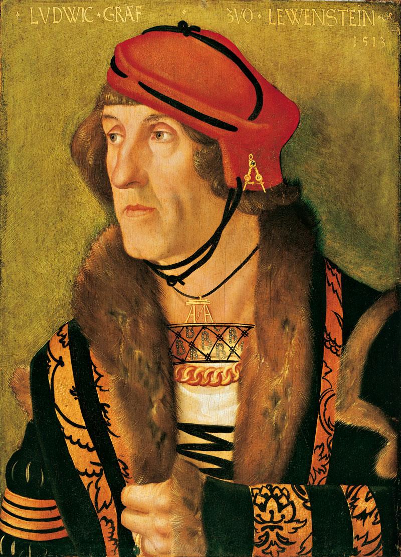 Ludwig Graf zu Loewenstein