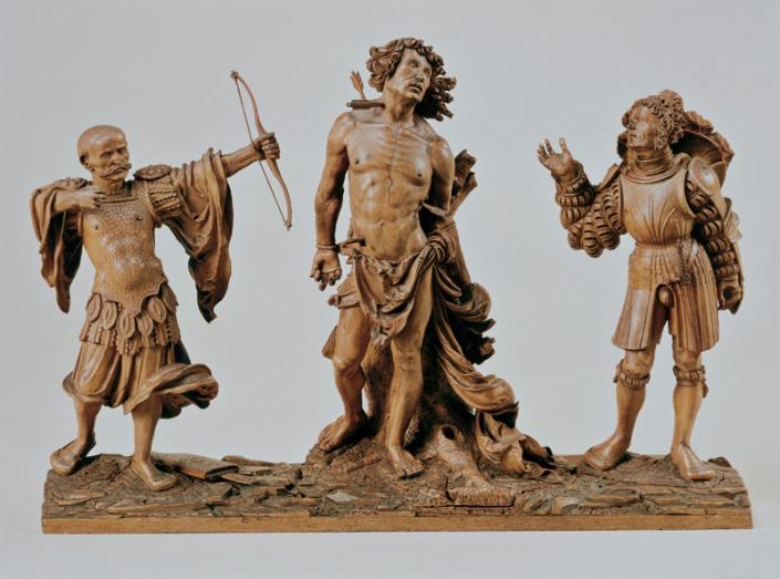 Martyrium des Heiligen Sebastian