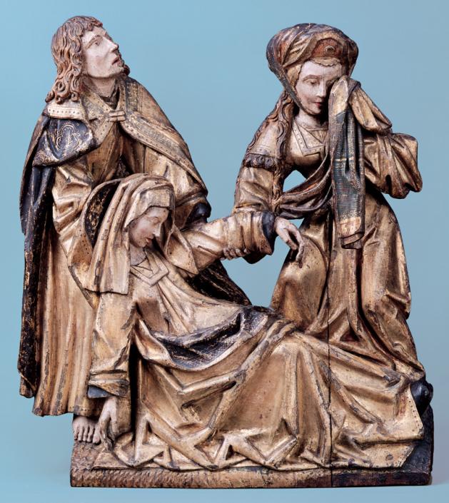 Ohnmacht der Maria